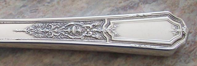 Silverplate Patterns Ancestral 1924 By 1847 Rogers Bros